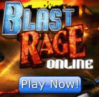 Blast Rage Online