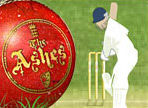 The Ashes – Cricket Game